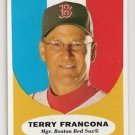 2010 Topps Heritage #221 Terry Francona