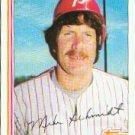 1982 Topps #100 Mike Schmidt