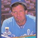 1986 Donruss #53 George Brett
