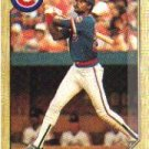 1987 Topps #58 Thad Bosley