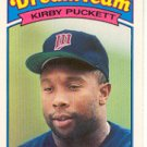 1989 K-Mart #16 Kirby Puckett