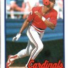 1989 Topps #640 Willie McGee