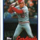 1989 Topps #791 Jim Lindeman