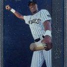 1999 Bowman Chrome #149 Victor Valencia