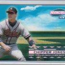 1999 Pacific Invincible Sandlot Heroes #2 Chipper Jones Wearing Cap