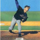 1999 Stadium Club #247 Hideo Nomo