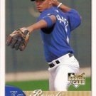 2007 Fleer #344 Angel Sanchez