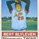 1976 Hostess #116 Bert Blyleven
