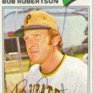 1977 Topps #176 Bob Robertson