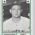 1982 TCMA Greatest Pitchers #23 Early Wynn