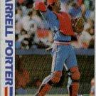 1982 Topps #448 Darrell Porter SA