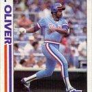 1982 Topps #591 Al Oliver SA