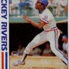 1982 Topps #705 Mickey Rivers SA