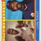 1983 Topps #179 Luis Tiant