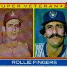 1983 Topps #36 Rollie Fingers