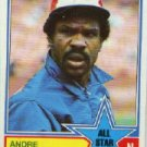 1983 Topps #402 Andre Dawson