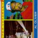 1983 Topps #421 Al Oliver