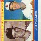 1983 Topps #491 Jim Palmer
