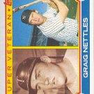 1983 Topps #636 Graig Nettles