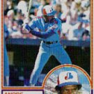 1983 Topps #680 Andre Dawson