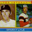 1983 Topps #694 Sparky Lyle
