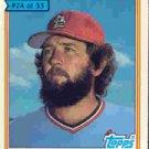 1984 Ralston Purina #24 Bruce Sutter