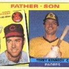 1985 Topps #135 Terry/Bob Kennedy