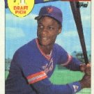 1985 Topps #278 Darryl Strawberry