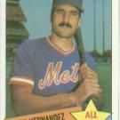 1985 Topps #712 Keith Hernandez