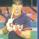 1986 Fleer Update #68 Steve Lombardozzi