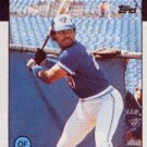 1986 Topps #593 Jesse Barfield