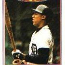 1986 Topps Glossy All-Stars #3 Lou Whitaker