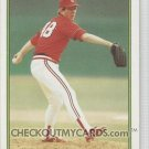 1986 Topps Glossy Send-Ins #53 John Tudor