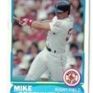 1988 Score Young Superstars I #24 Mike Greenwell