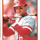 1989 Topps #685 Jeff Treadway