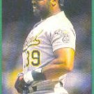 1990 Fleer #18 Dave Parker