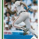 1991 Upper Deck #308 Mike Devereaux