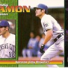 1999 Pacific Omega #112 Johnny Damon