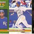 1999 Pacific Omega #113 Jermaine Dye