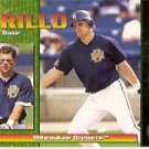 1999 Pacific Omega #130 Jeff Cirillo