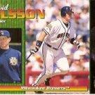 1999 Pacific Omega #133 David Nilsson