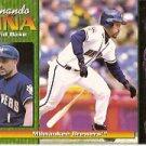 1999 Pacific Omega #135 Fernando Vina