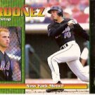 1999 Pacific Omega #155 Rey Ordonez
