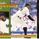 1999 Pacific Omega #162 Orlando Hernandez