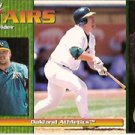 1999 Pacific Omega #174 Matt Stairs