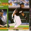 1999 Pacific Omega #211 Ellis Burks