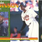 1999 Pacific Omega #35 Charles Johnson