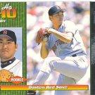 1999 Pacific Omega #39 Jin Ho Cho