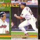 1999 Pacific Omega #73 David Justice