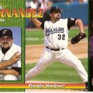 1999 Pacific Omega #97 Alex Fernandez